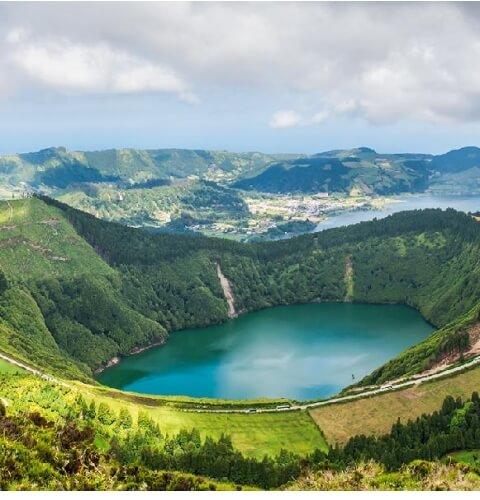 Azores Tour Isla De S Miguel Circuito De 7 Días Tours Portugal